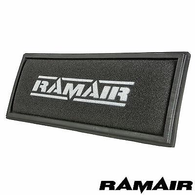 Ramair Replacement Panel Foam Air Filter Element for VW Golf mk5 mk6 TDI GTD TSI