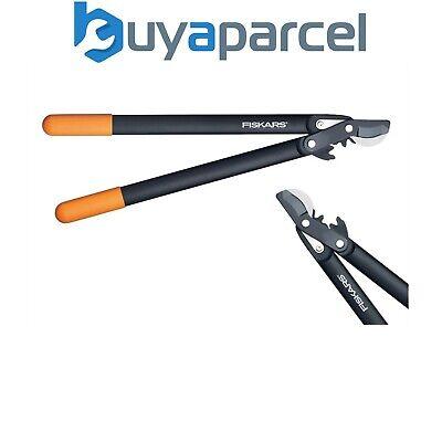 Fiskars 112590 PowerGear FiberComp Lopper Bypass, Hook Head Large L78 FSK112590