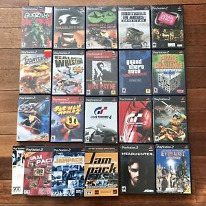 PS2 Playstation 2 - Jeux / Games