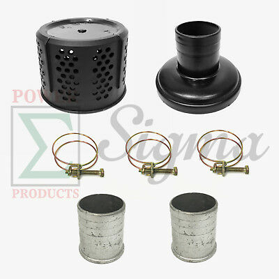 Shank Strainer Basket Clamp For Honda 2 In And Chinese 2 50mm Gas Water Pump