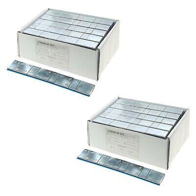 Alu Felgen Auswuchtgewichte Riegel 5+10g/60g PKW Klebegewichte 12KG Abrißkante