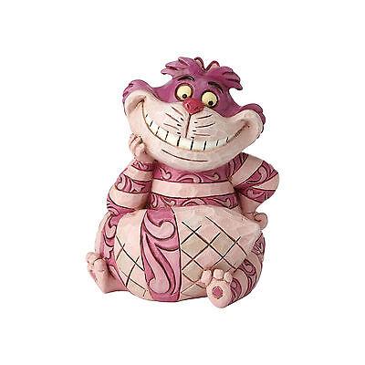 Jim Shore Disney Mini Cheshire Cat Alice In Wonderland New 2017