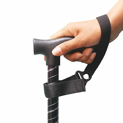 2 Walking Stick Wrist Strap Carry Strap Walking Stick Grip Aid Holder for sale  Shipping to South Africa