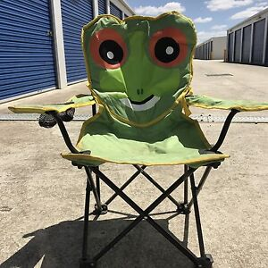 Kids frog chair Rippleside Geelong City Preview
