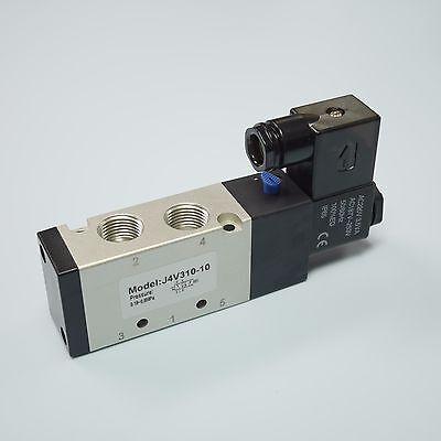 38 Pneumatic 52 Way Electric Control Solenoid Valve 4v310-10 Ac220v
