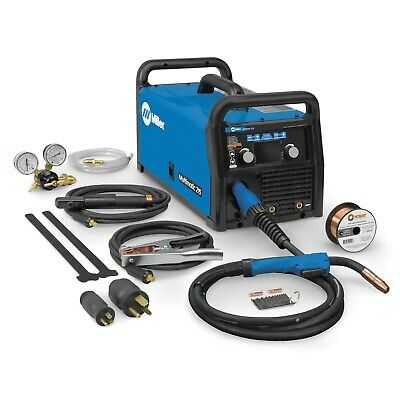 Miller Multimatic 215 Auto-set Multiprocess Welder 907693