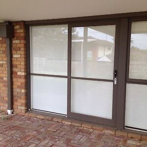 Patio in banyule area vic building materials gumtree for Sliding glass doors gumtree