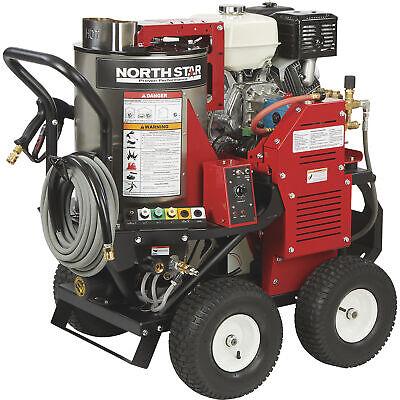 NorthStar Hot Water Pressure Washer w/Wet Steam- 3000 PSI 4.