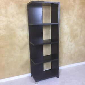 4-TIER BOOKSHELF FOR $50! DELIVERY AVAILABLE!