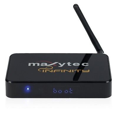 Maxytec Infinity 4K Android 7.1 2GB RAM 8GB Flash 5G WLAN Streamer