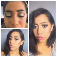 Mobile certified makeup artist !! Bridal/Prom