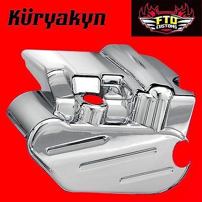 Kuryakyn Chrome Rear Caliper Cover 2006-2017 Suzuki M109R 1289