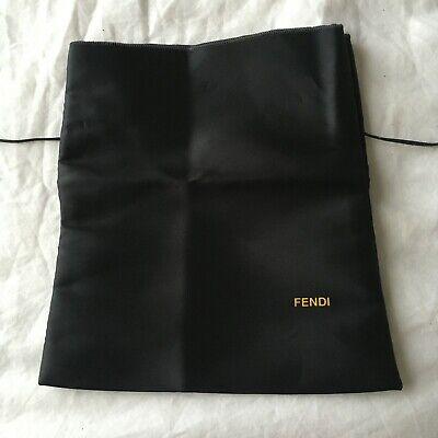 Fendi duster accessories cover dust bag dustbag