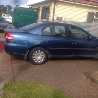 2003 VY HOLDEN COMMADORE Edgeworth Lake Macquarie Area Preview