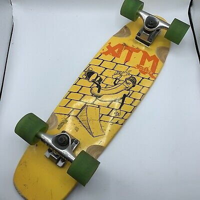 ATM Click Complete Board Blacksmith Trucks 60mm Wheels