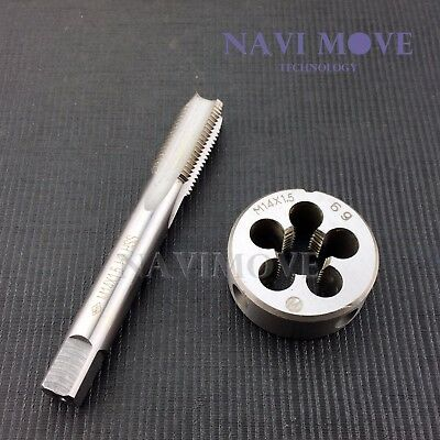 Hss M14 X 1.5mm Metric Tap And Die Set Right Hand Thread High Quality Us Stock