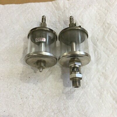 2 Gits Drip Oilers Hit Miss Steam Engines Made In Japan