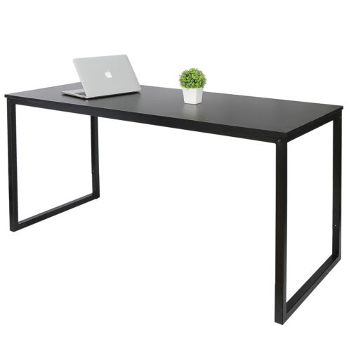 55″ Modern Studio Collection Rectangular Dining Table Office Desk Computer Table Furniture