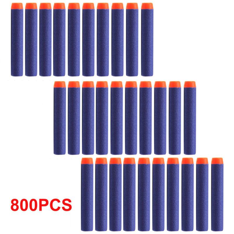100/200/400/800/1000 Nachfüll Darts Pfeile Elite Clip Darts für NERF N-Strike