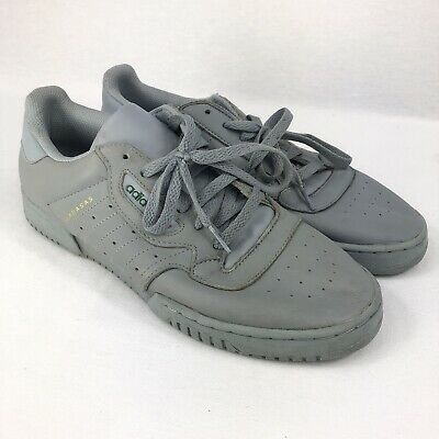 ADIDAS YEEZY POWERPHASE CALABASAS GREY CG6422 SIZE 10 Rare Kanye Black Rare for sale  Shipping to Canada