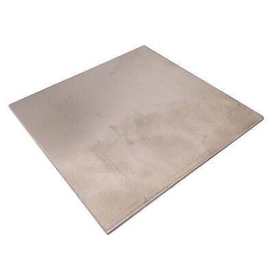 Us Stock 1.5mm X 100mm X 100mm Titanium Plate Ti Titan Tc4 Gr5 Plate Sheet Foil