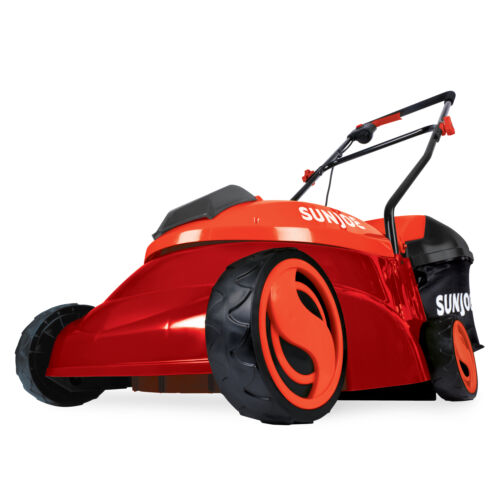 Sun Joe Cordless Lawn Mower   14 inch   28V   5 Ah   Brushle