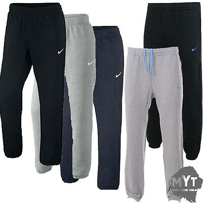 Nike Mens Fleece Joggers Trousers Jogging Sweatpants Tracksuit Bottoms