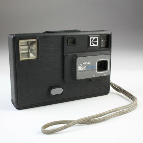 U202966 Vintage Kodak Disc 3000 Camera FOR PARTS OR REPAIR