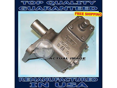 1966-1974 Ford F-100 4WD Manual Steering Gear Box Assembly