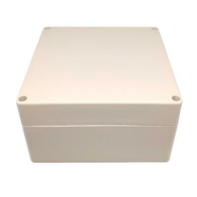 Waterproof Abs Plastic Project Box Electronics Enclosure Box 90160160mm