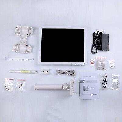 Dental Intra Oral Camera Hd Pixel Resolution Digital 17 Lcd Monitor 110-240v