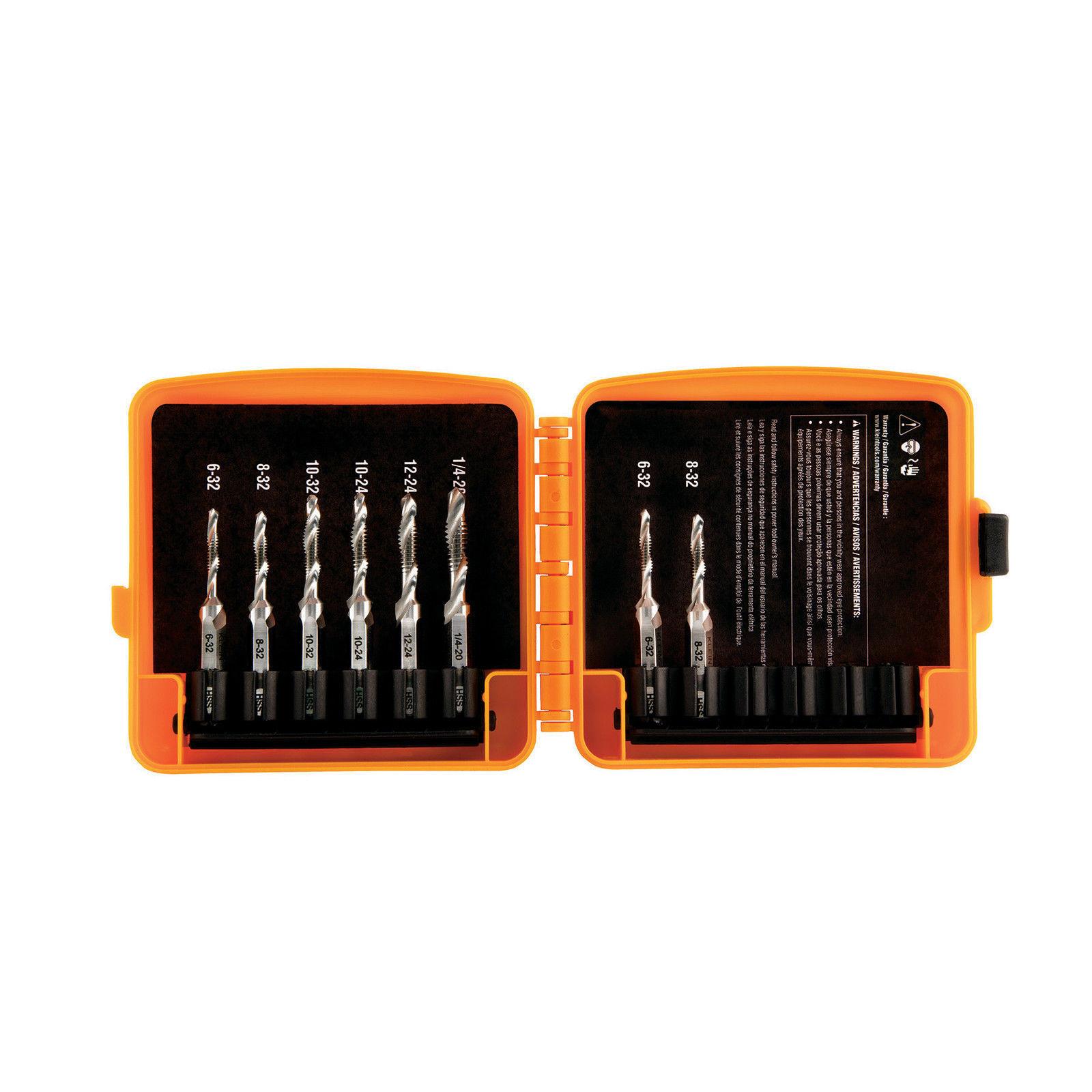 Klein Tools 32217 Drill Tap Tool Kit