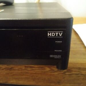 Bell Hd PVR and channel changer