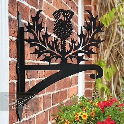 Thistle Hanging Basket Bracket