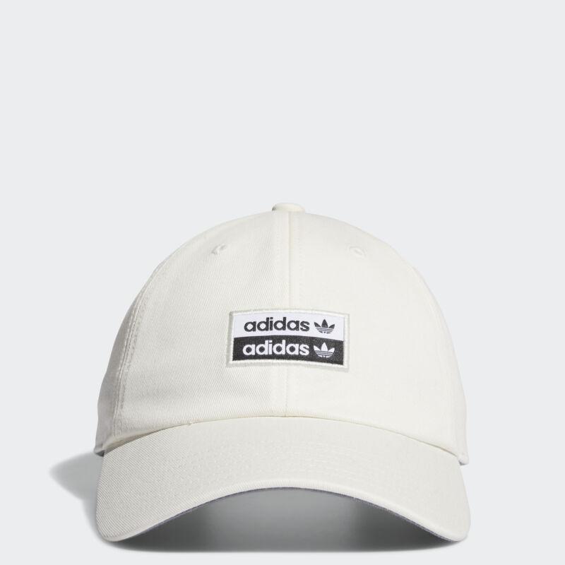 adidas Originals Stacked Forum Strap-Back Hat Men