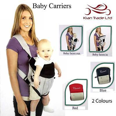 Ergonomic Baby Carrier Infant Dual Position Ergo Mesh Best Hiking Babies