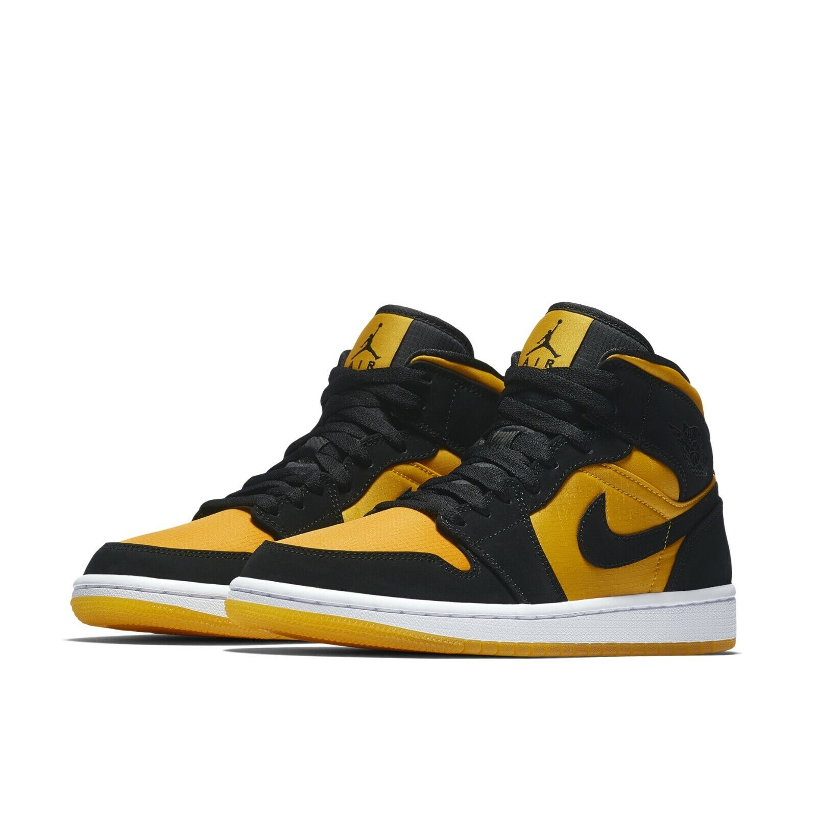 Jordan Taxi University AJ1 Gold Nike about Yellow CD6759 Air Mid 1 Black GC Details 007 SE eWH9ID2YE