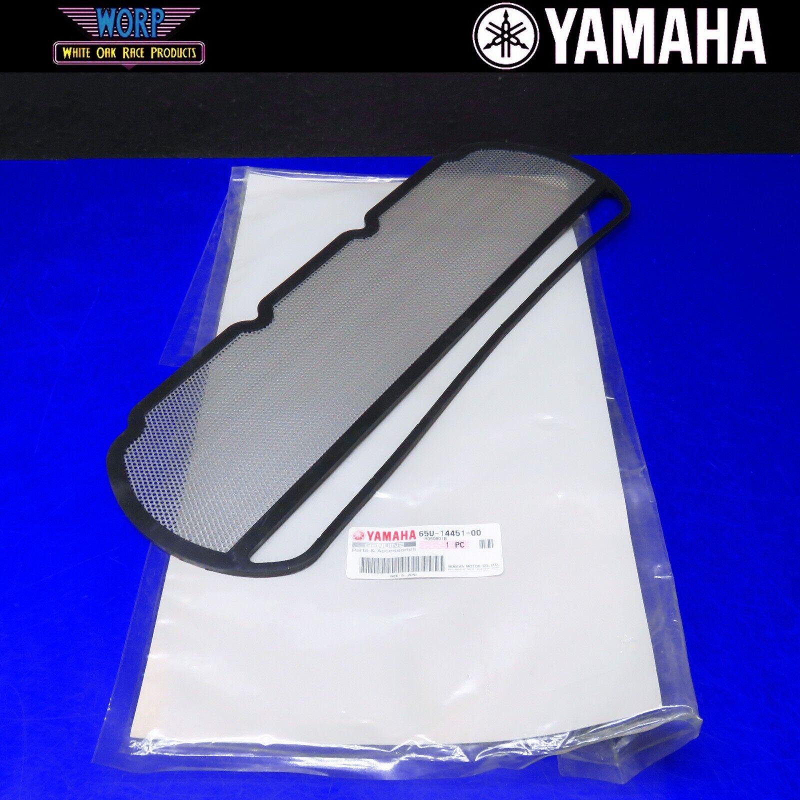 OEM YAMAHA AIR FILTER CLEANER SCREEN AR LX 210 EXCITER LS2000 65U-14451-00-00