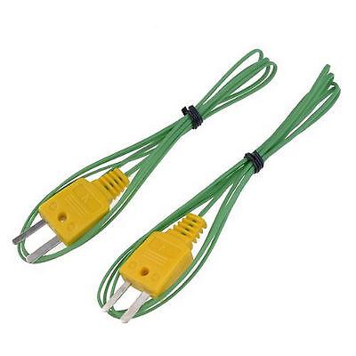 K-type Thermocouple Wire For Digital Thermometer Temperature Sensor Probe Tc1 2p