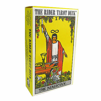Original Rider Waite Tarot Deck Cards Brand New Sealed! Magic Divination Occult