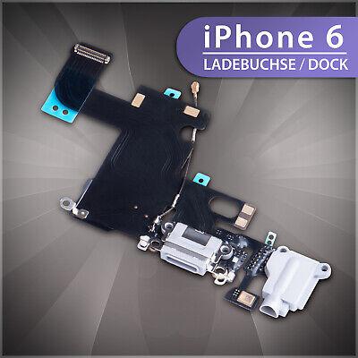 iPhone 6 Dock Connector Ladebuchse Flex Kabel Kopfhörer Mikrofon Antenne