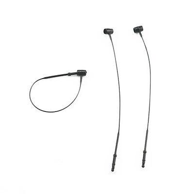 5000 Sicherheitsfäden 75 mm schwarz Loop Pin Fäden für Etiketten