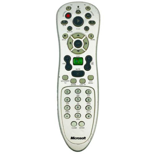 Microsoft Windows Media Center Remote Control RC6 ir X801143-107 RC1534101 OEM