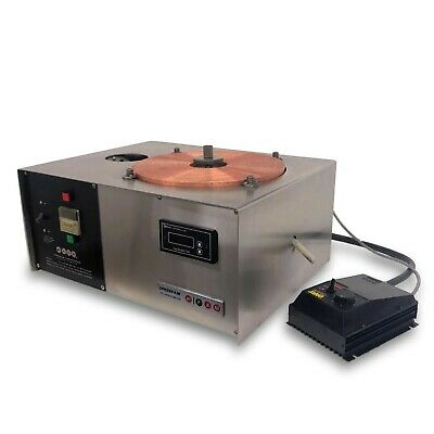 Speedfam 12b-1327 12-inch Wafer Polisher Lapping Grinding Free Abrasive Machine