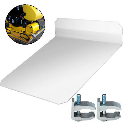 Plate Tamper Compactor Pad Mat Clamps Fits Most Wacker Weber More.