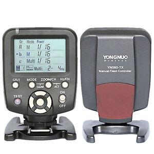 560tx wireless flash controller for nikon d90 d7200 d7100 d7000 d5100