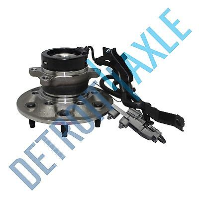 Driver Side Front Wheel Hub Bearing ASSEMBLY w/ ABS - 2WD for Chevy GMC Isuzu