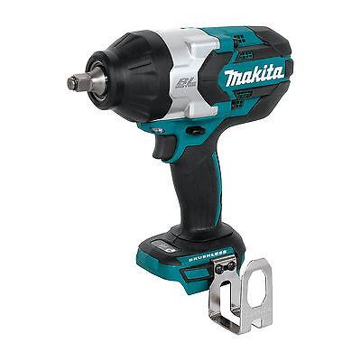 "Makita XWT08Z 18V Brushless High Torque 1/2"" Sq. Drive Impact Driver (Tool Only)"