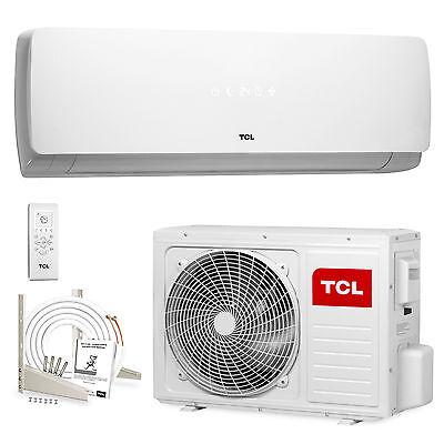 TCL Split Klima 12000 BTU WLAN Wifi 3,5 kW Klimaanlage Klimagerät - Modell DN