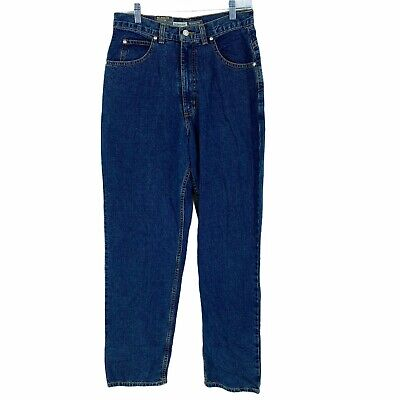 St John's Bay Relaxed Fit Women's Size 10 High-rise Denim Jeans New With Tags